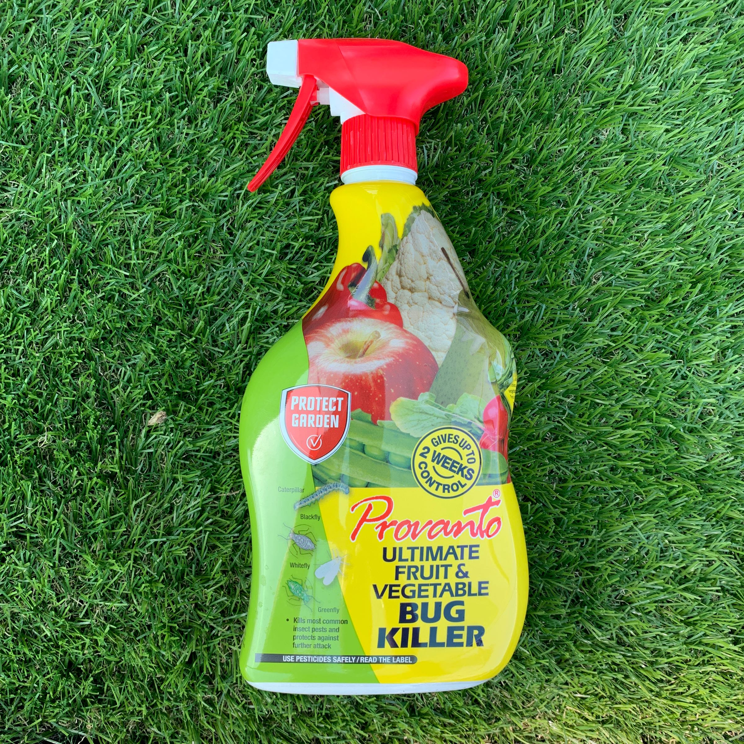 Provanto Fruit & Veg Bug Killer - 1ltr Spray Bottle