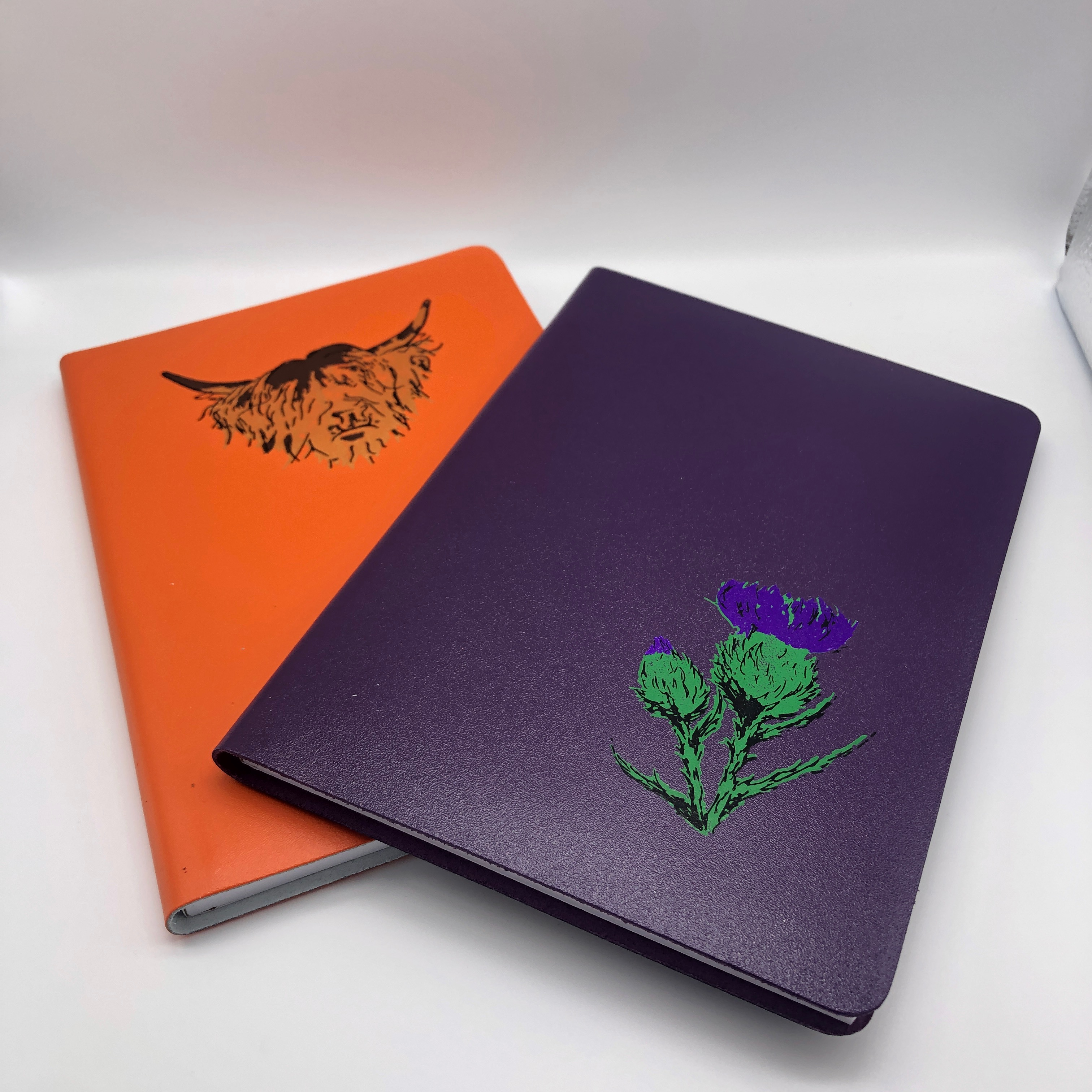 Clare Baird Leather Journals