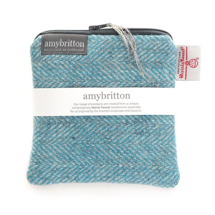Amy Britton Tweed Purses