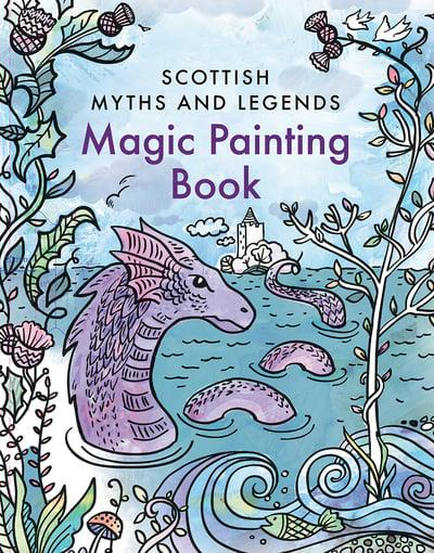 Magic Painting Books
