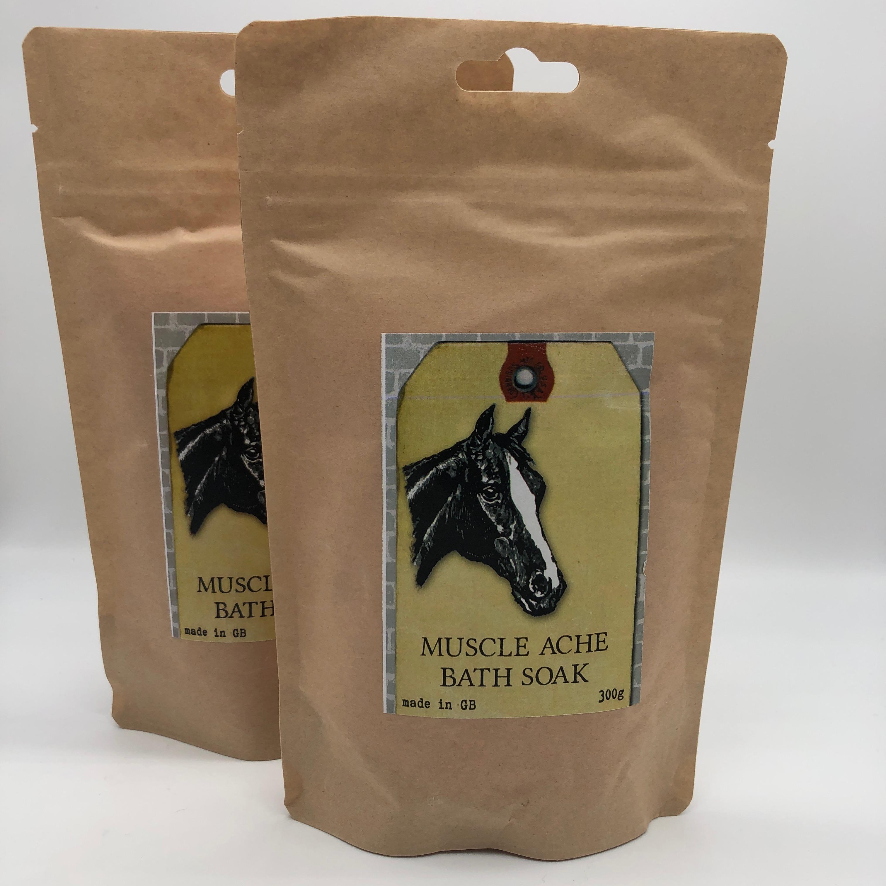 Horse Rider's Bath Soak