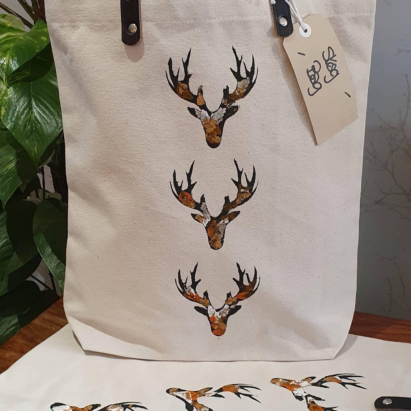 Stag & Thistle Bags