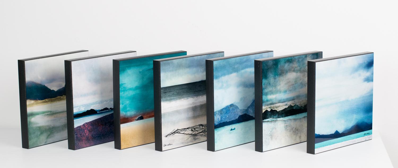 Cath Waters Wood Block Print