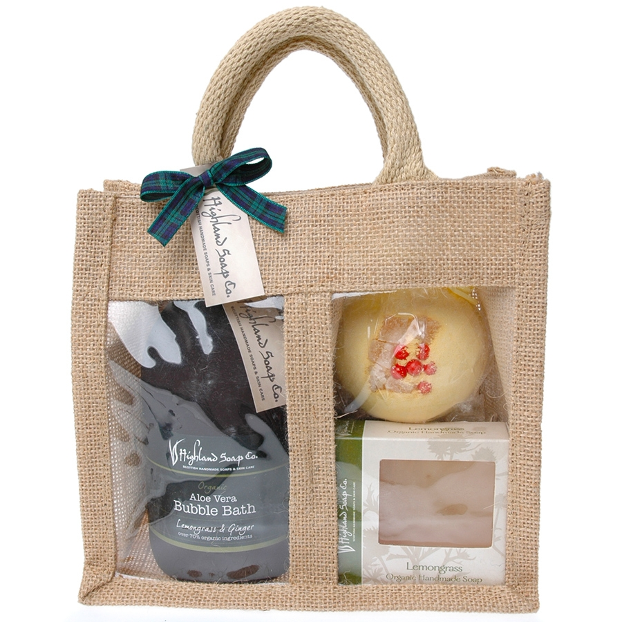 Bath Gift Set by Highland Soaps