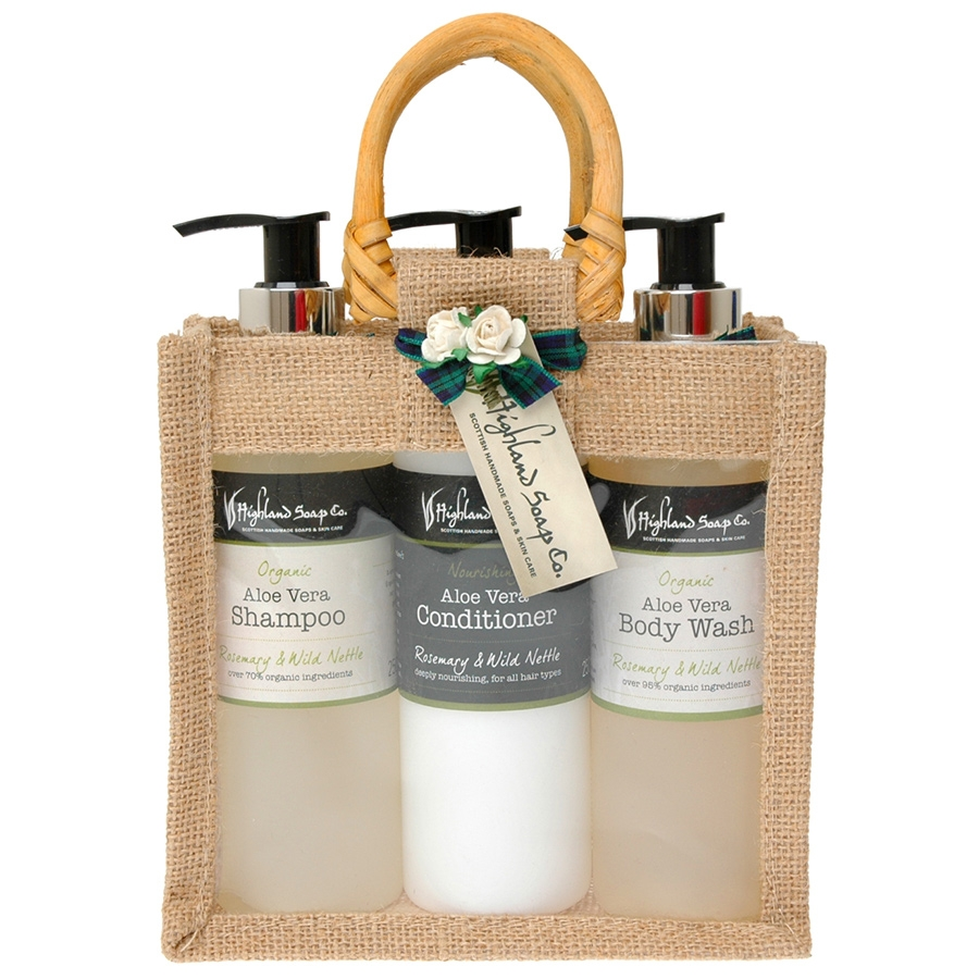 Highland Soap Co Shampoo Gift Set