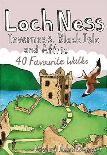 40 Favourite Walks: Loch Ness