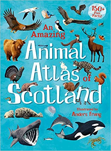 An Amazing Atlas of Scotland