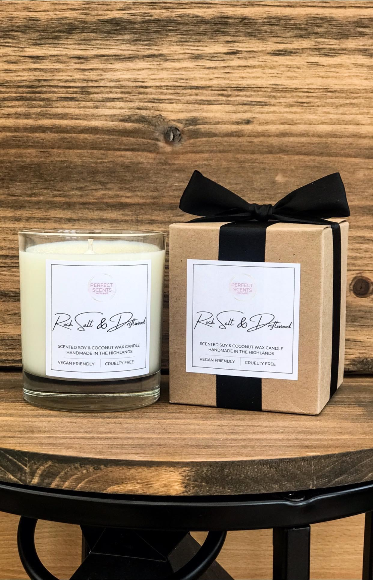 Perfect Scents Highland Candles