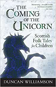 Coming of the Unicorn - Book