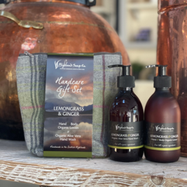 Hand Gift Set by Highland Soap Company