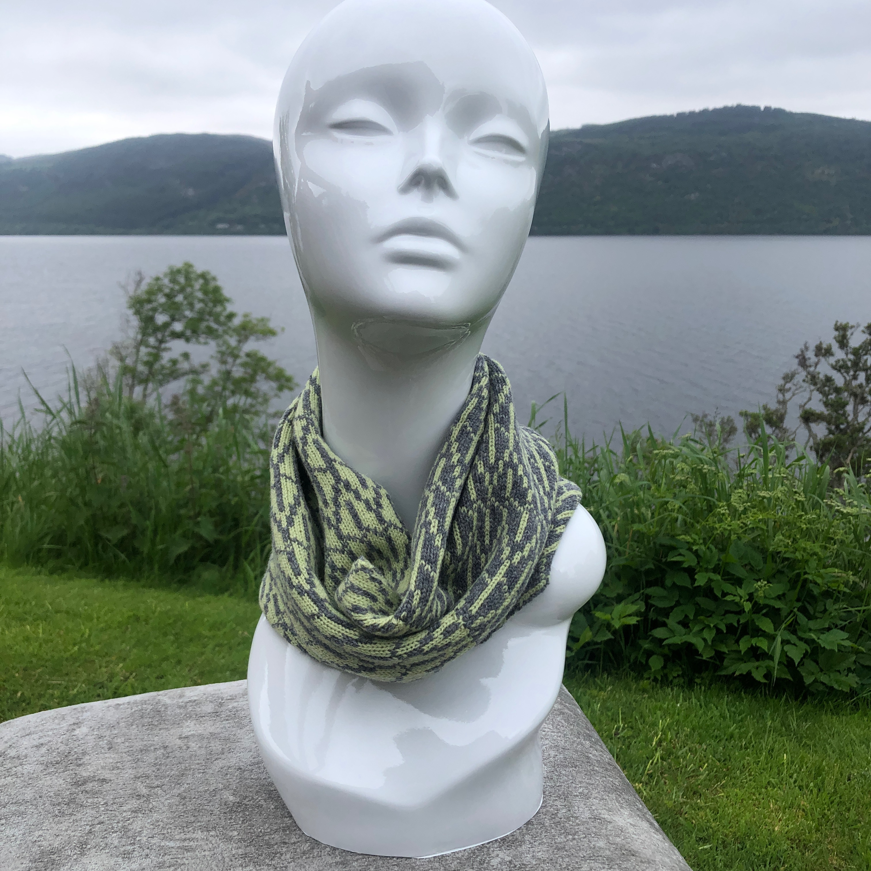 Olive Pearson Short Cowl