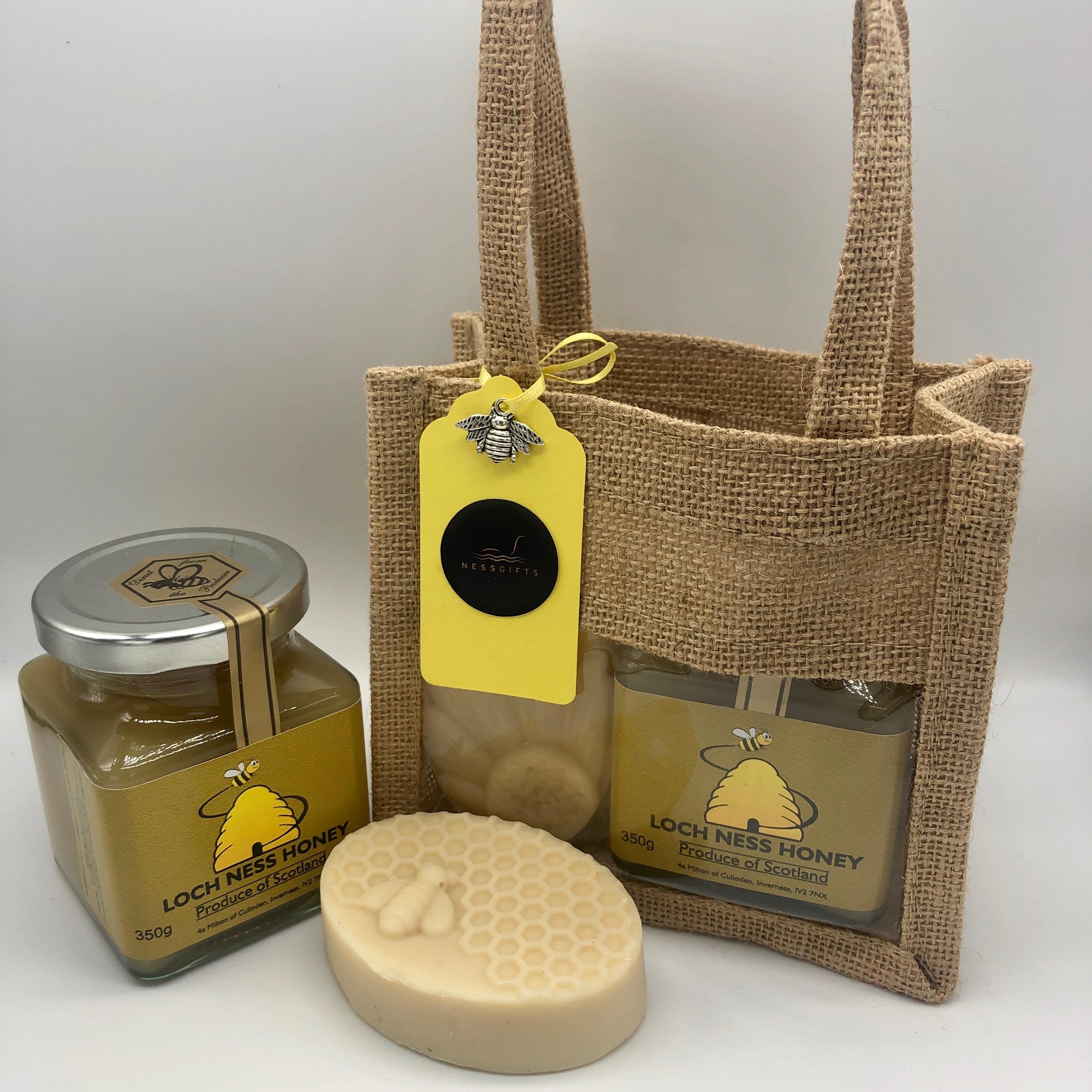 Honey & Goats Milk Soap Gift Set