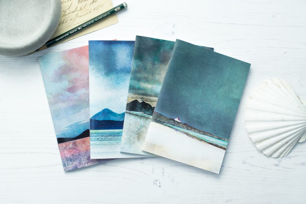 Cath Waters A6 Notebooks