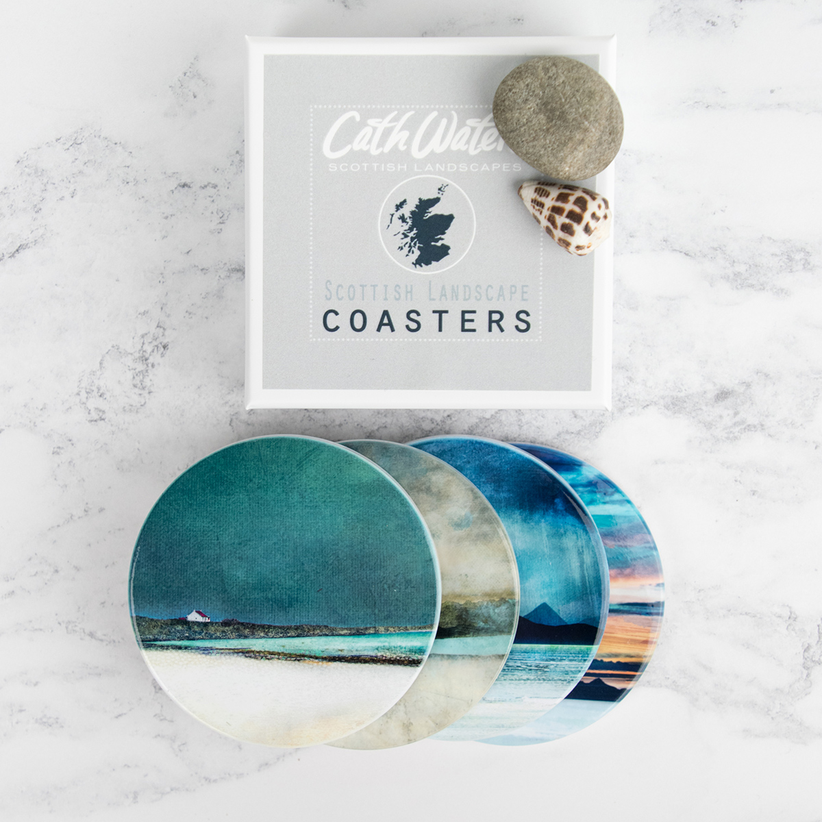Cath Waters Coaster Sets