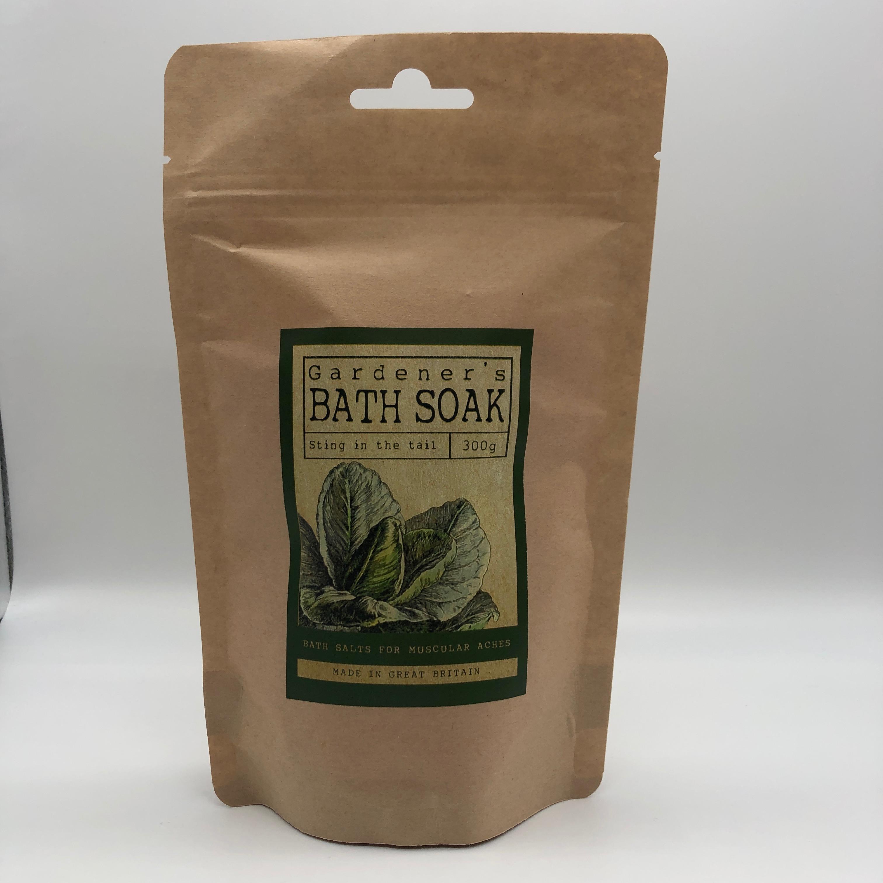 Gardener's Bath Soak
