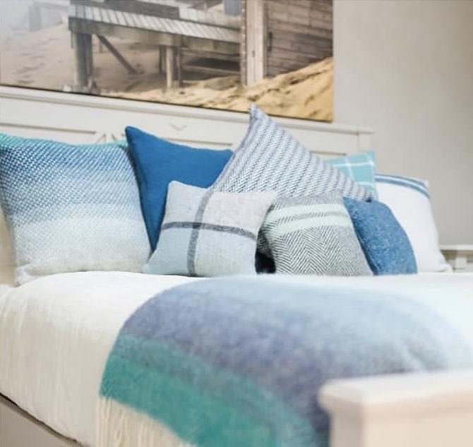 Tweedmill Wool Cushions