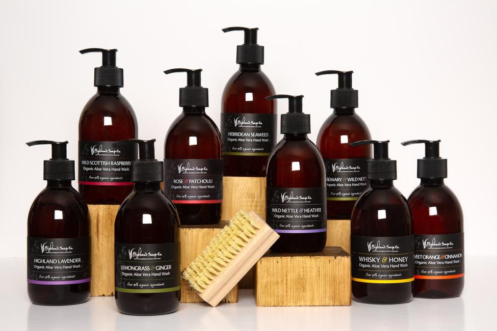 Highland Soap Co Handwash