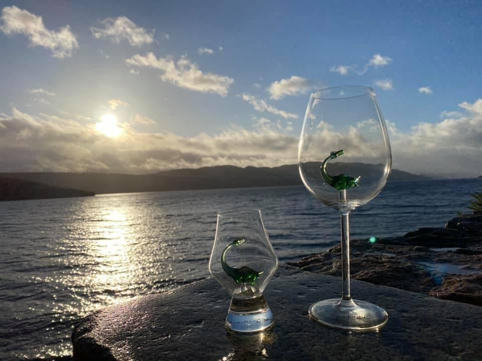 Nessie Glasses - Wine & Whisky