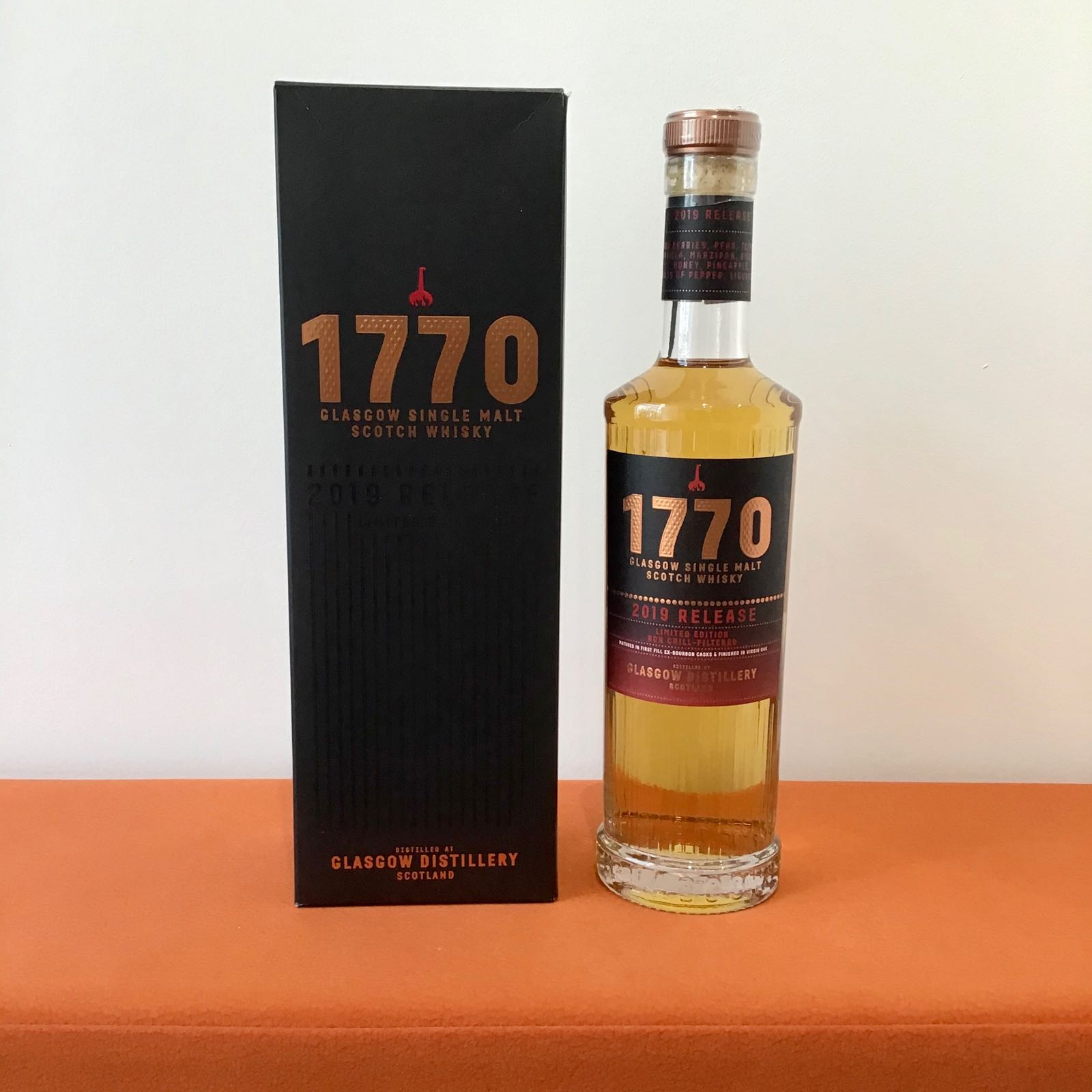 Glasgow Distillery 1770 (2019 release)