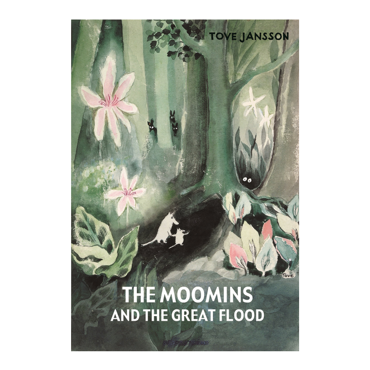 moomins & the great flood - tove jansson