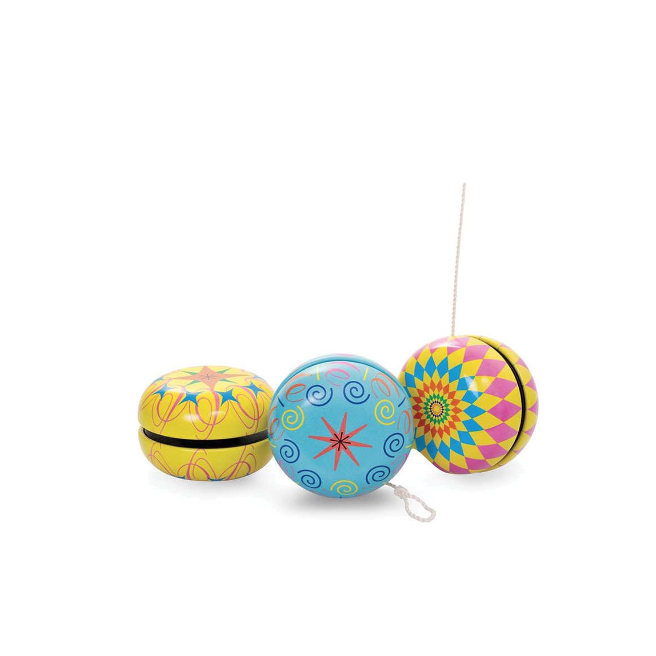 tin yo-yo