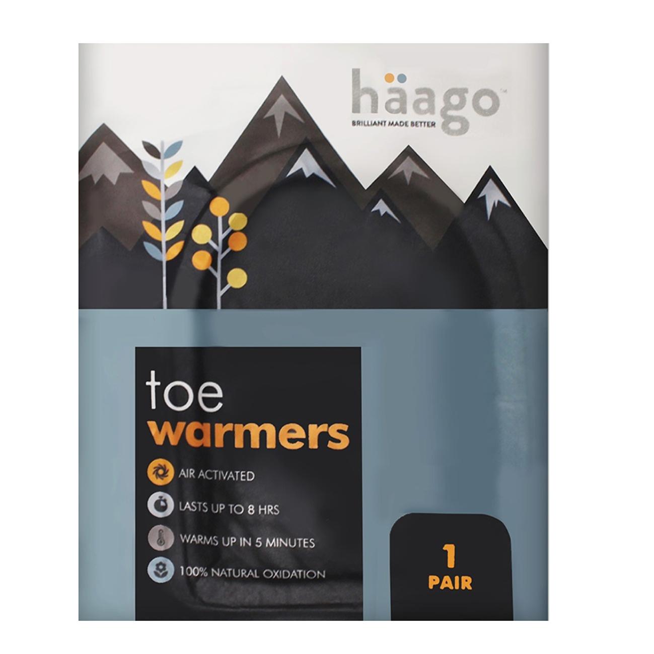 haago - toe warmer