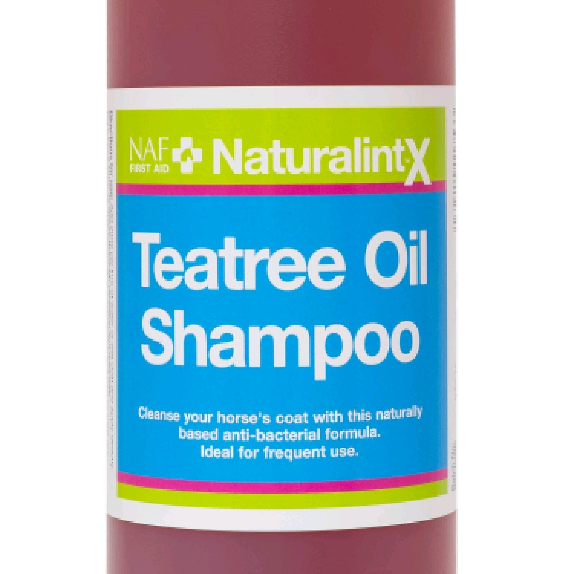NAF Teatree Oil Shampoo 1L