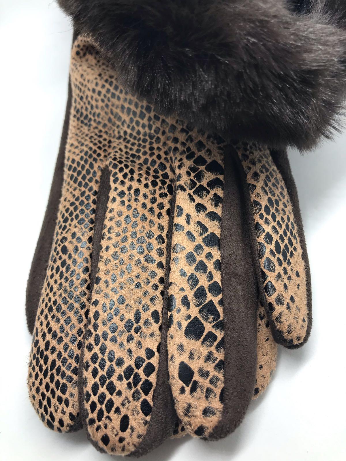 Msh gloves fur lined