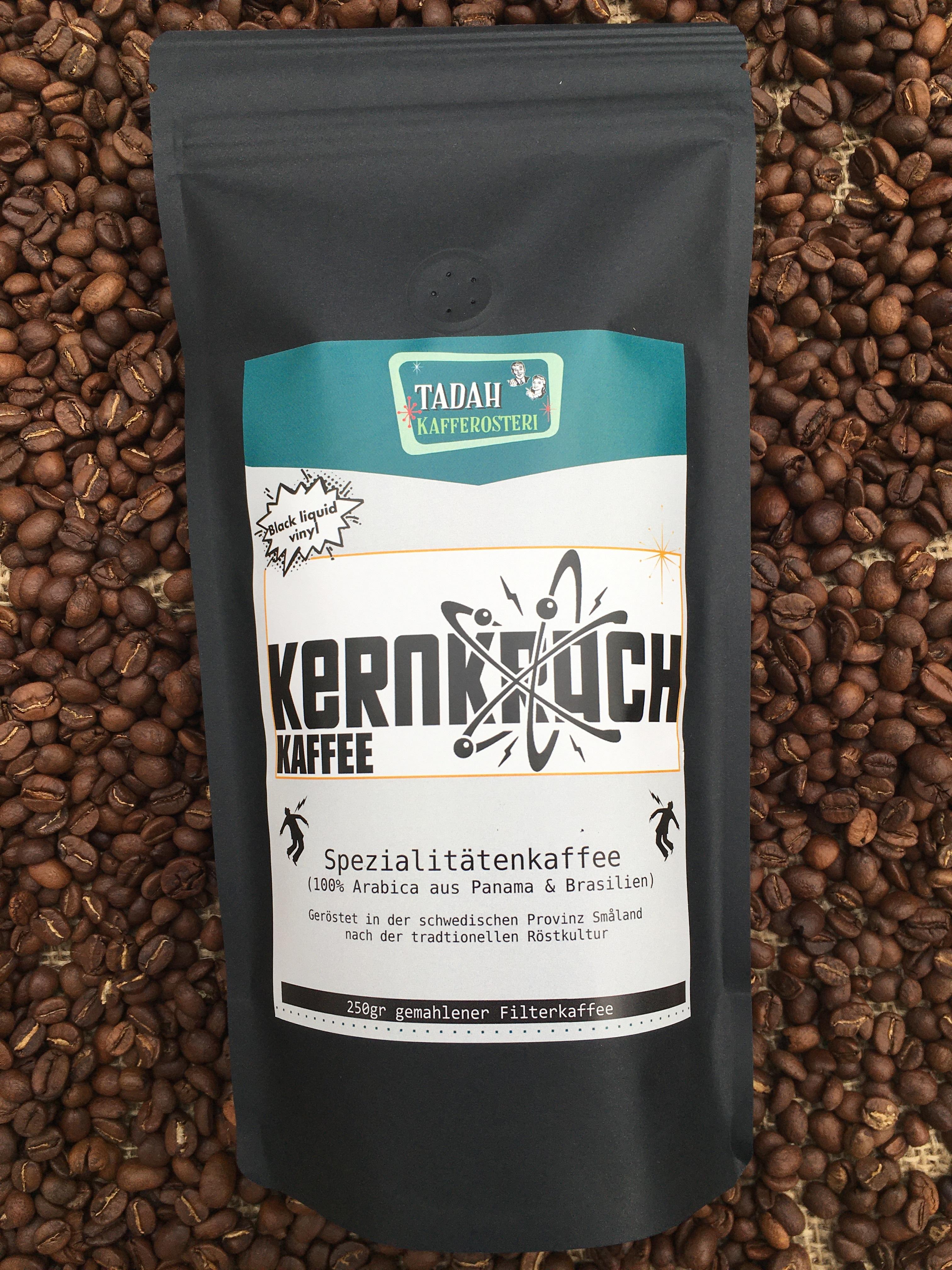 Kernkrach Kaffee
