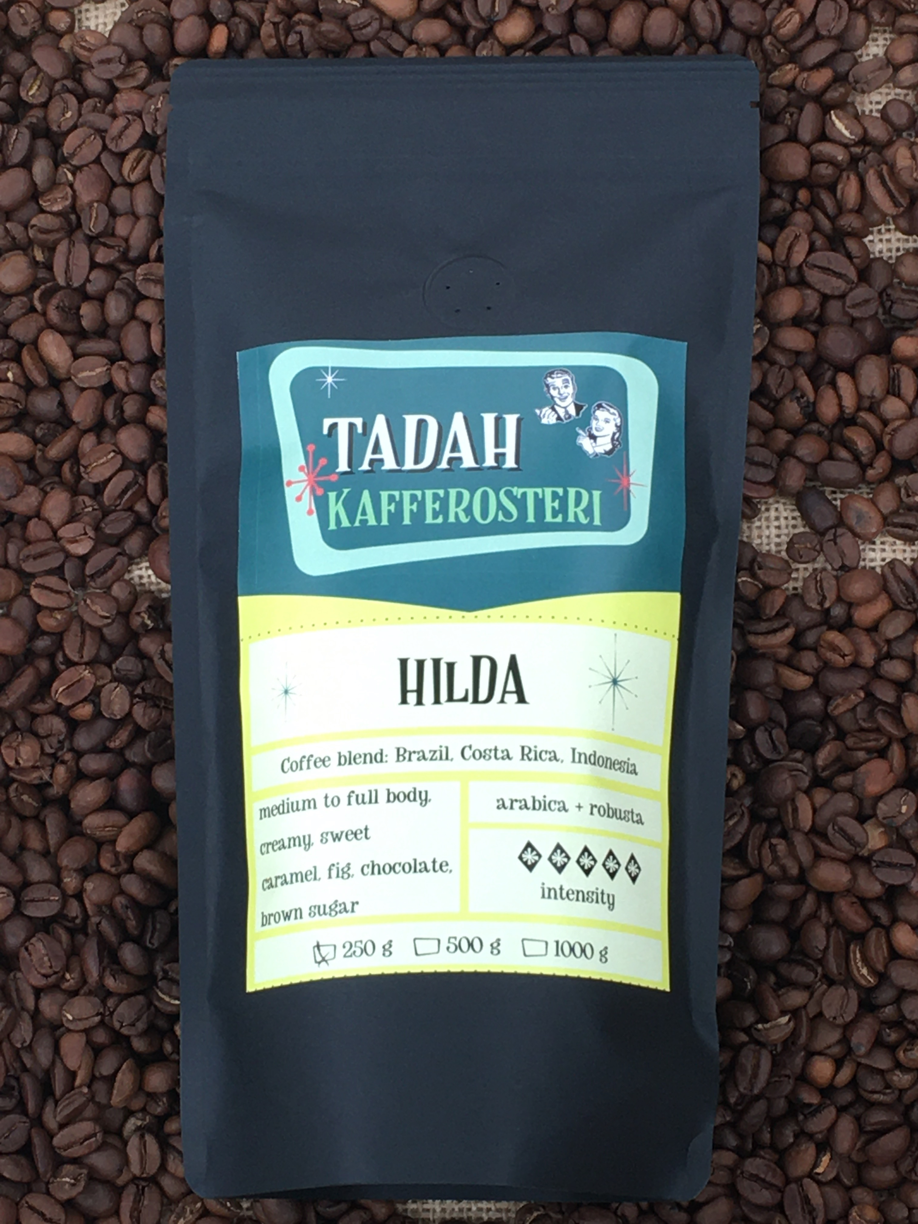 Hilda - the speciality blend
