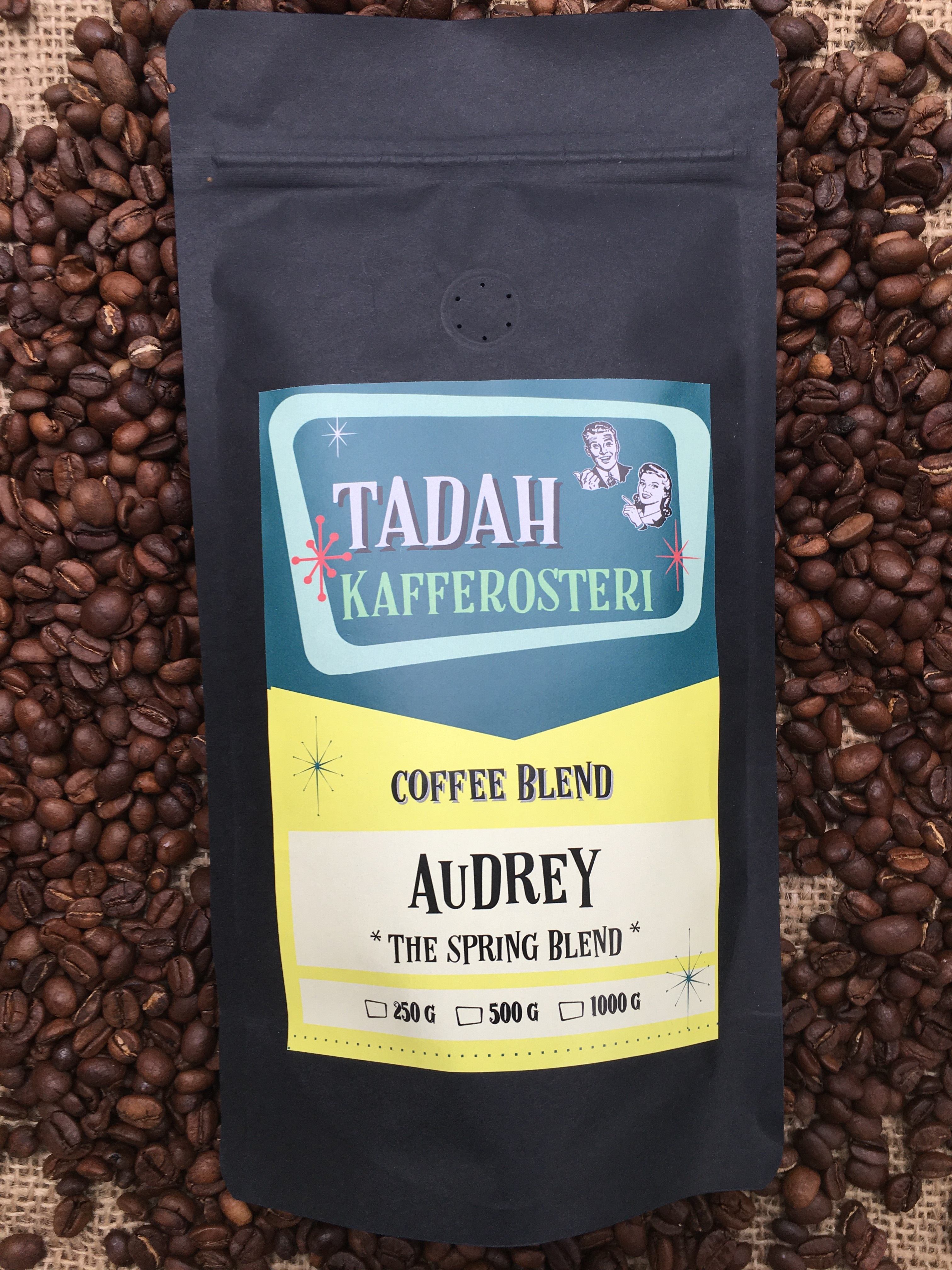 Audrey - the spring blend