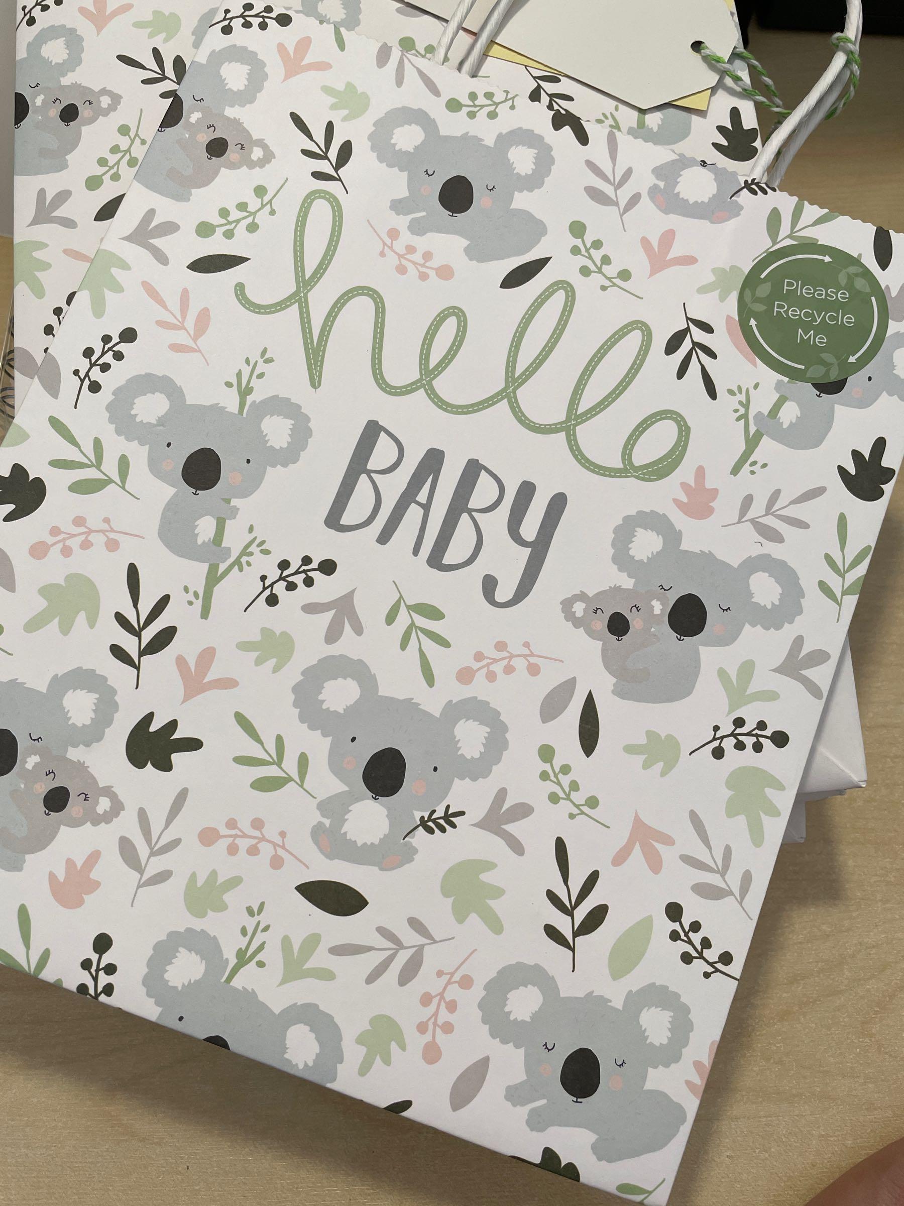 Hello Baby Koala Gift Bag