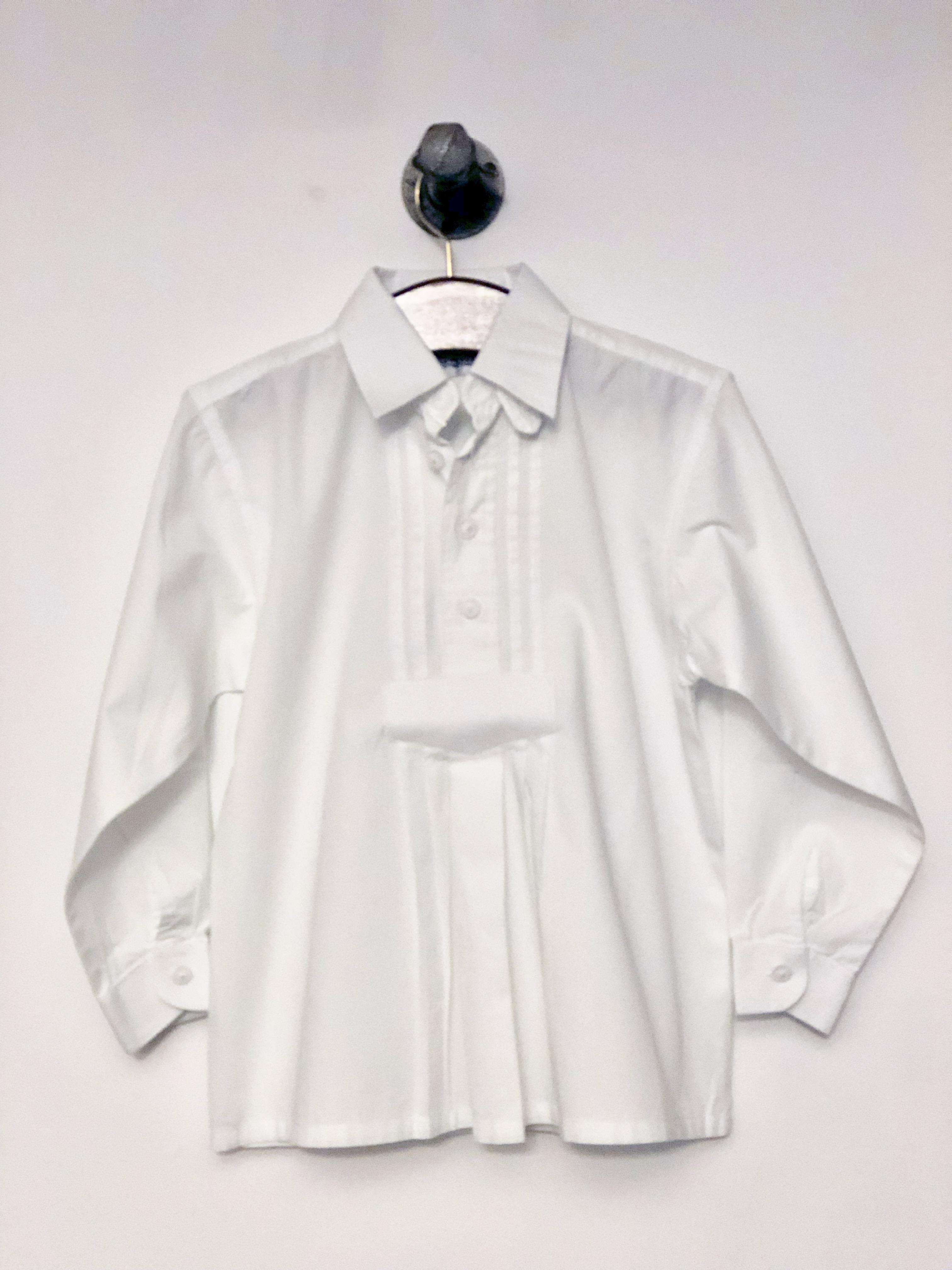 Gr. 128 Isar Trachten Trachtenhemd ok