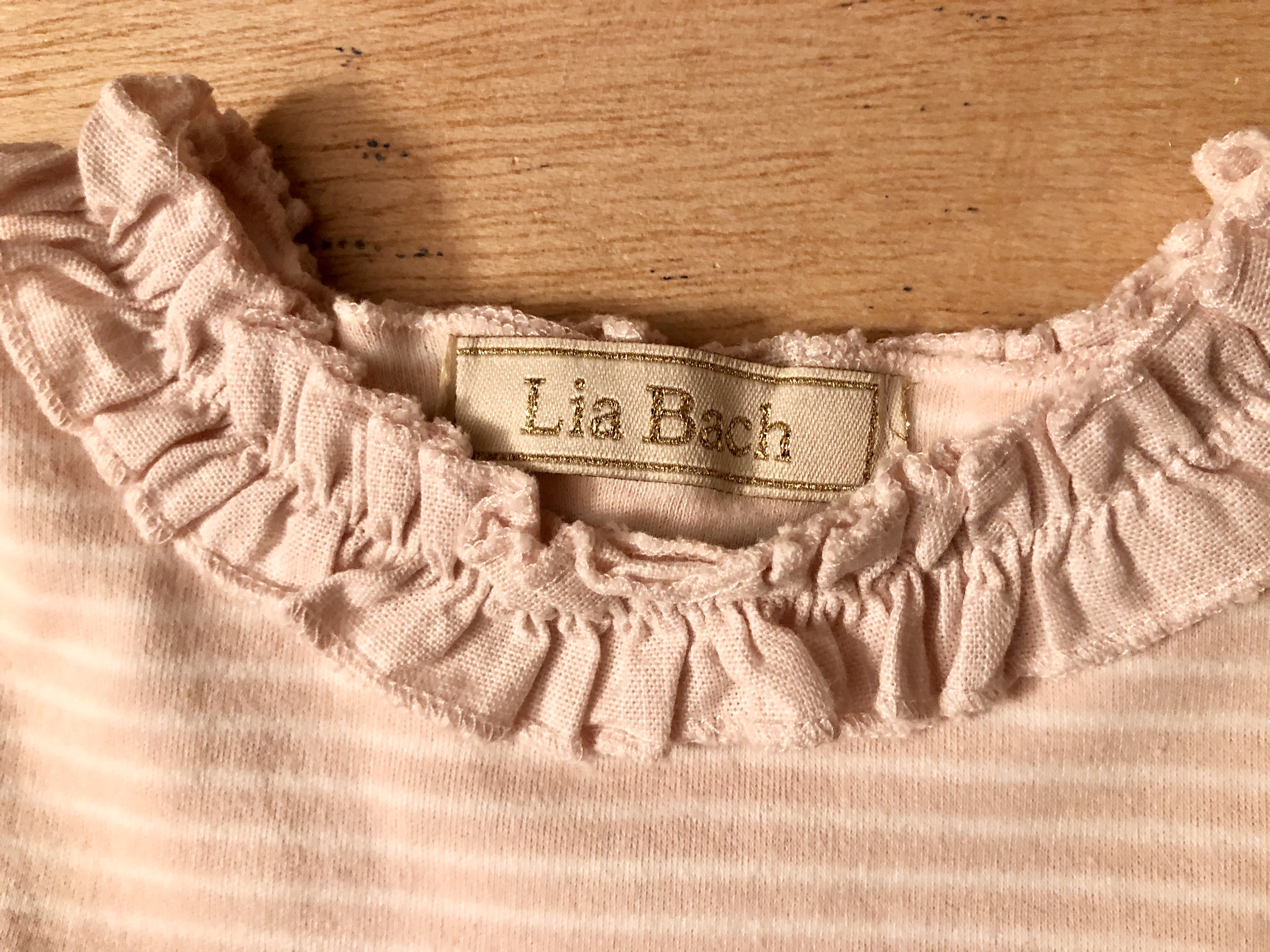 Gr. 92 Lia Bach Dirndl - Bio Baumwolle Made in Germany