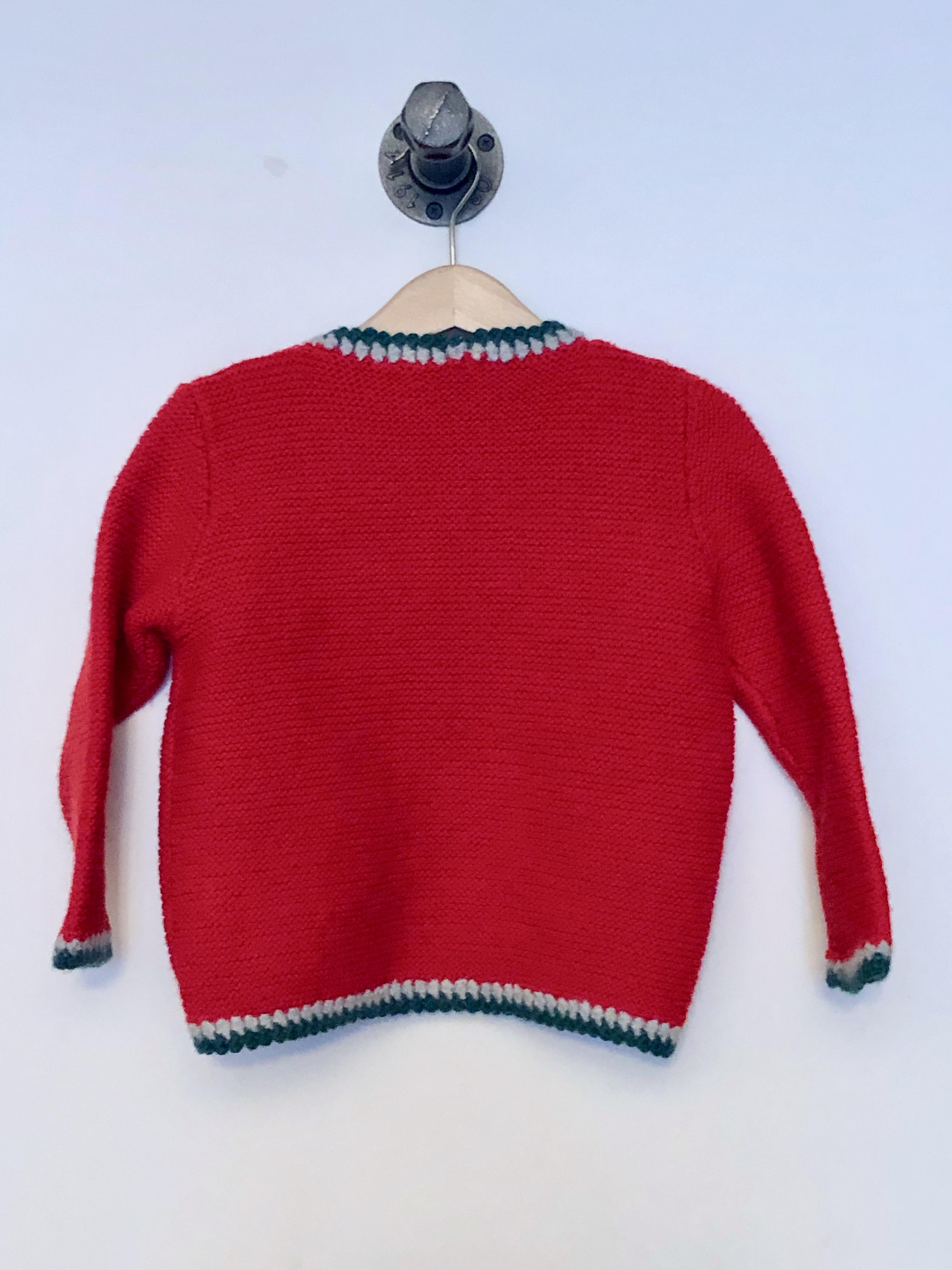 Gr. 98-104 Handmade Trachtenjacke