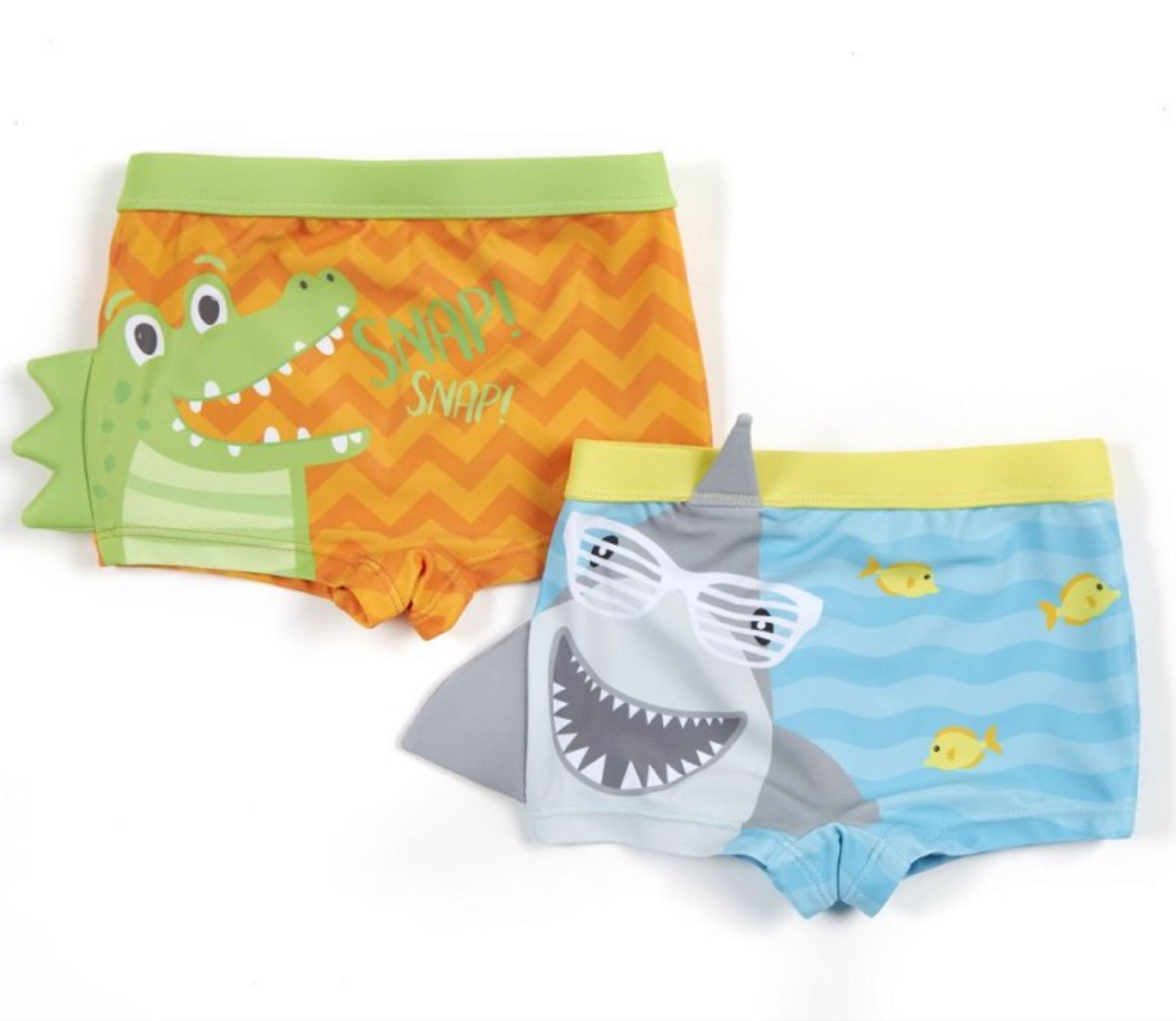 Novelty  Swim Shorts