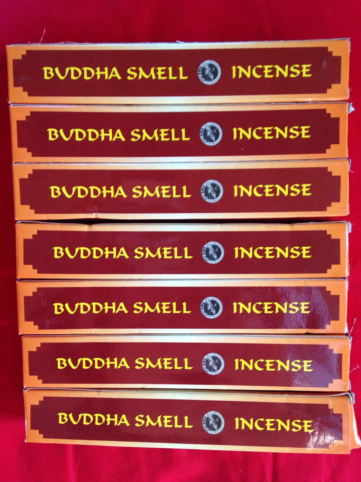 Tibetansk røkelse - Buddha smell