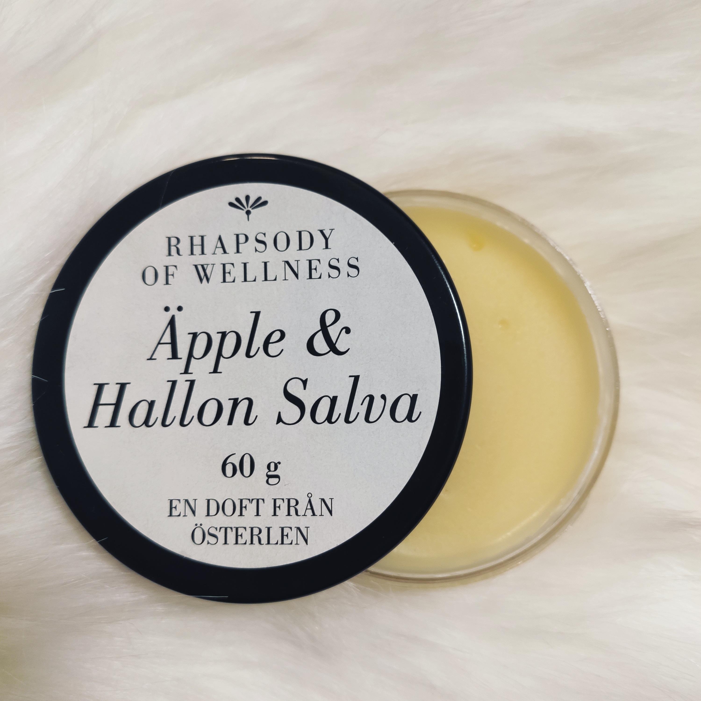 Äpple & Hallon Salva