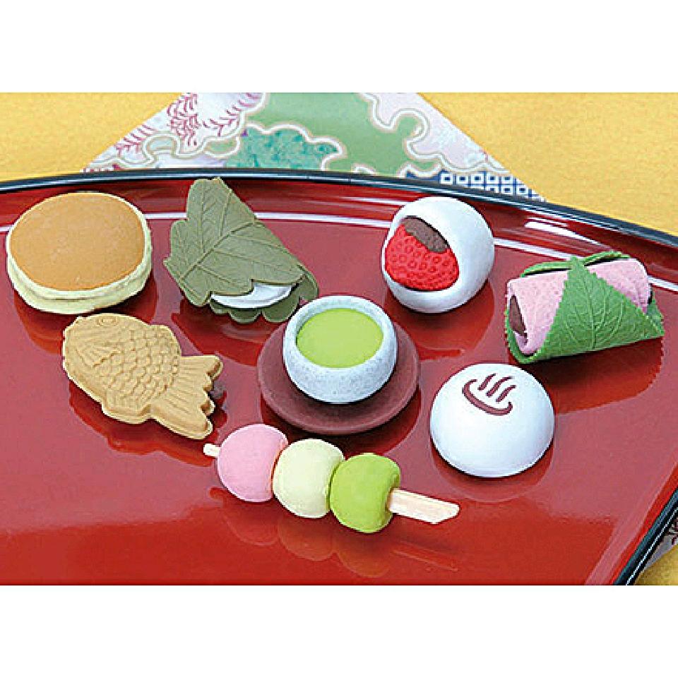 Iwako sudd - Japanska sötsaker