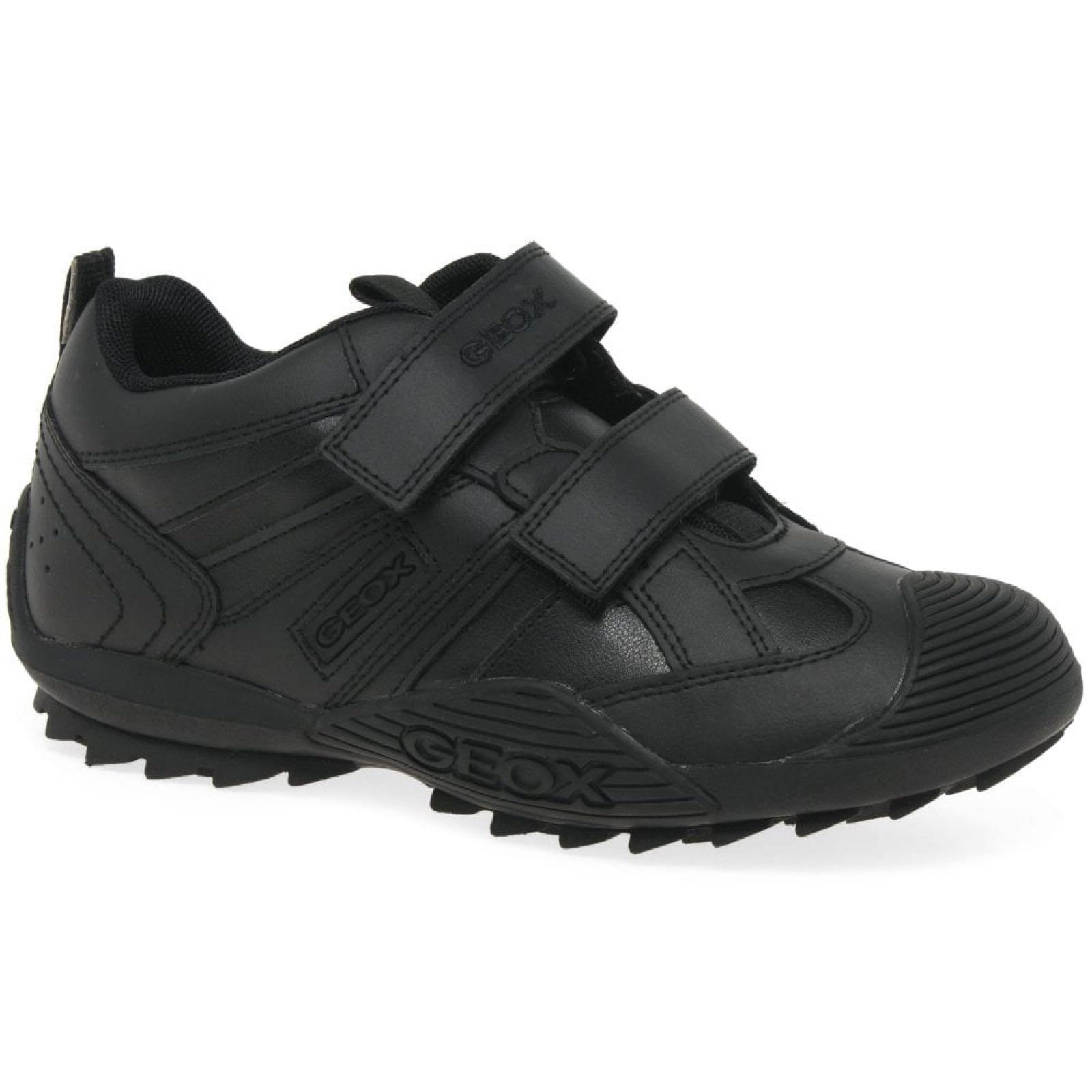School Shoes GEOX Amphibious SAVAGE J841WB_END OF LINE
