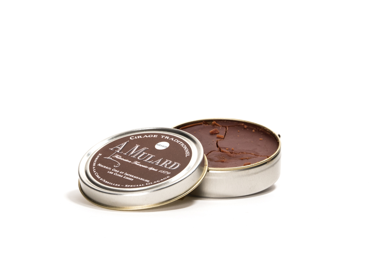SHOE POLISH MID BROWN PARIS