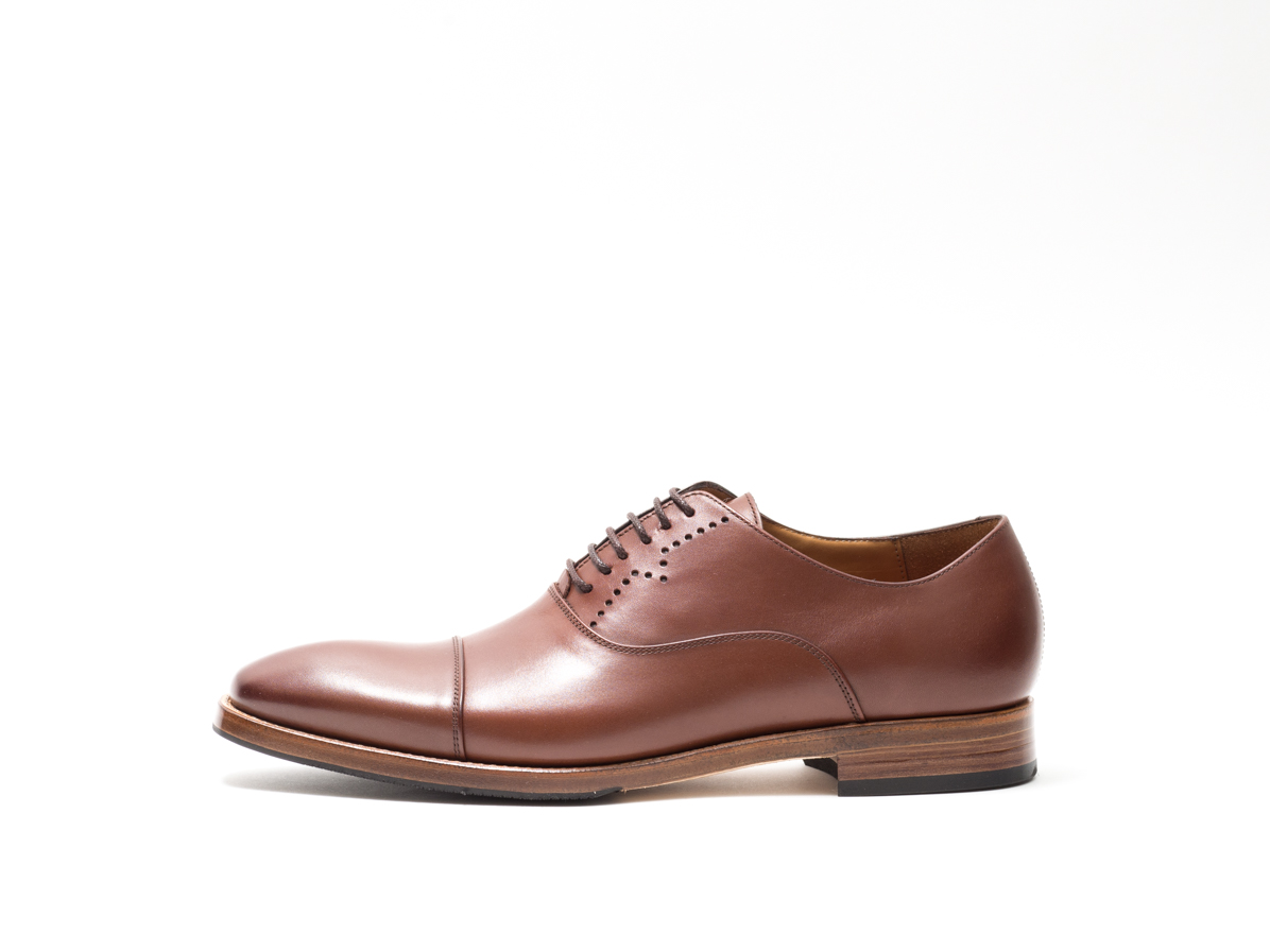 DRESS SHOE COGNAC