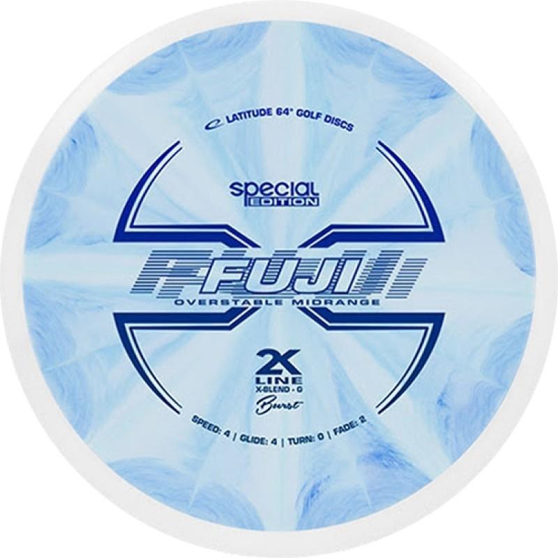 2K X-Blend Burst Fuji SE