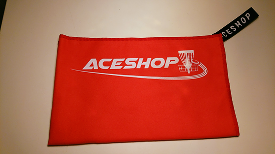 3 Stykk aceshop Microfiber Towel 30x50 cm