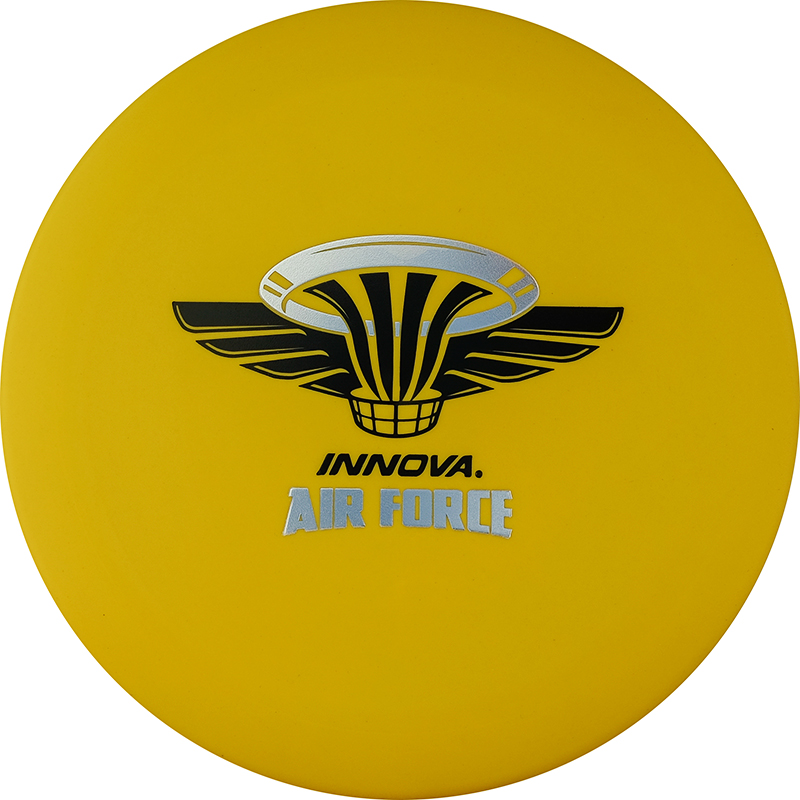 DX Aviar Big Bead Two Color Air Force Stamp