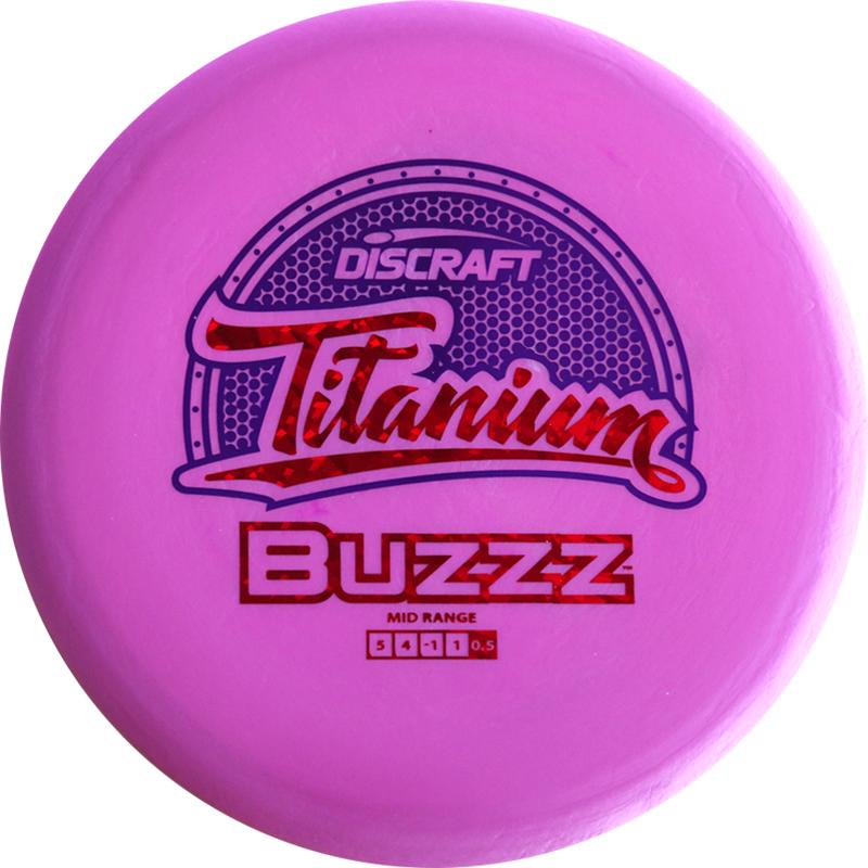 Titanium Buzzz