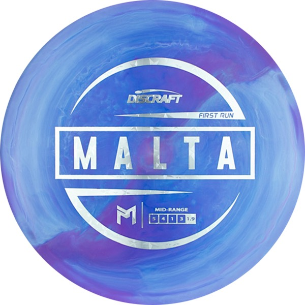 Discraft Paul McBeth First Run ESP Malta Midrange