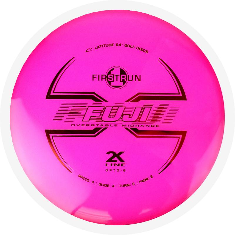 2K Opto-G Fuji First Run