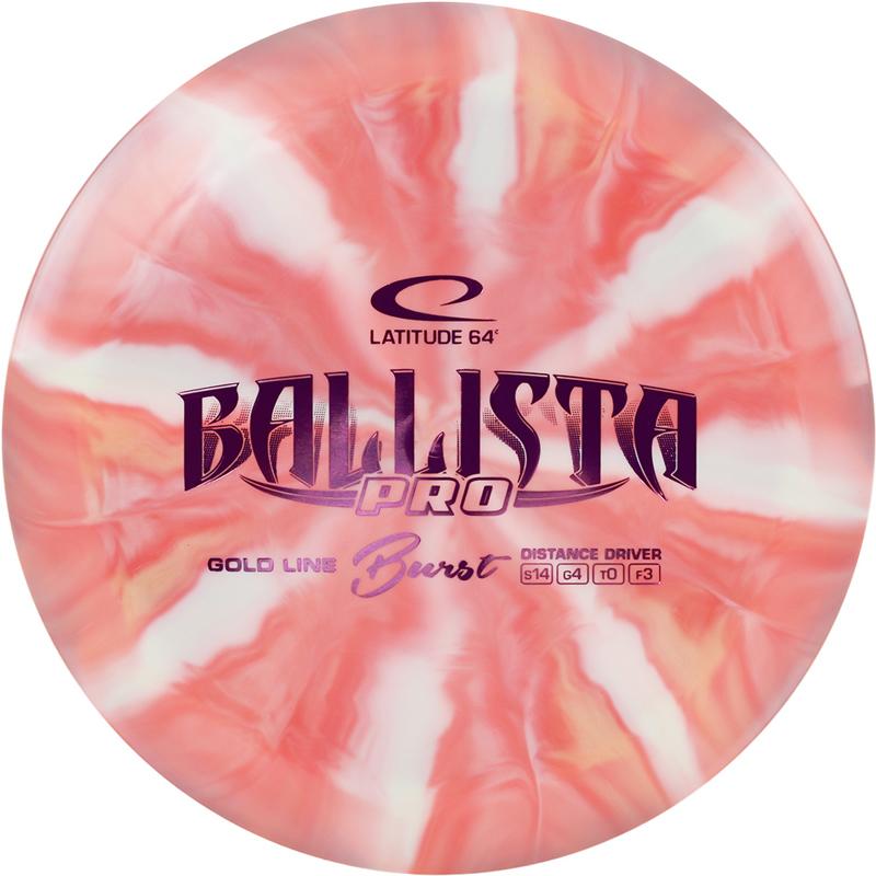 Gold Burst Ballista Pro