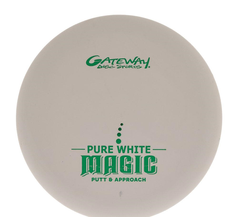 Magic pure white flex, firm